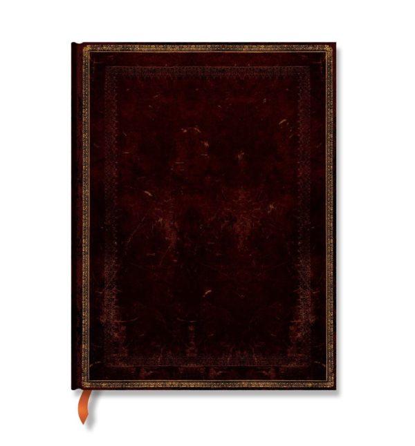 Caderno + Estojo Black Moroccan Ultra 2