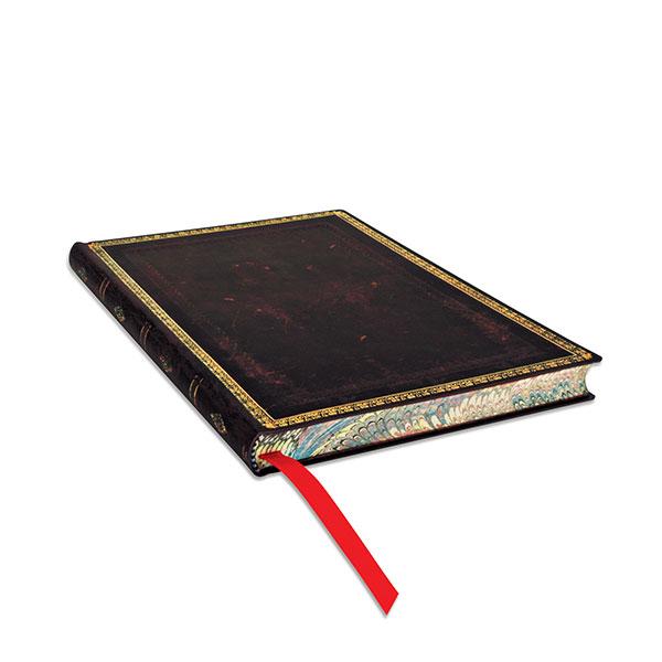 Caderno + Estojo Black Moroccan Midi 4
