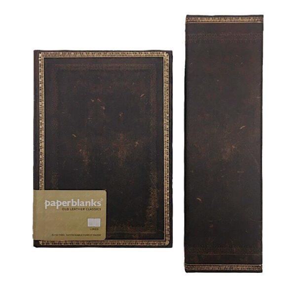 Caderno + Estojo Black Moroccan Midi 1