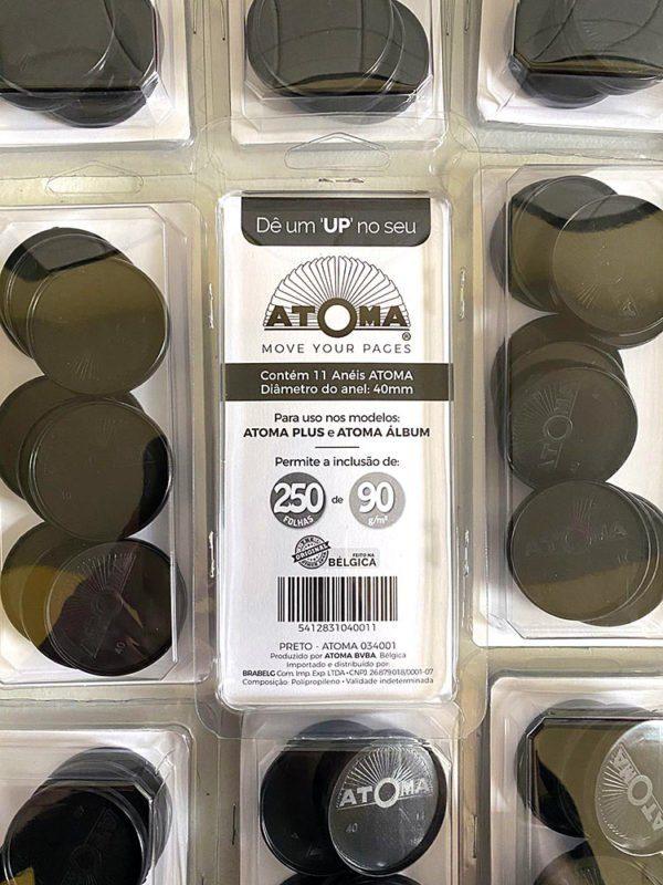 Atoma Anéis 40mm 2