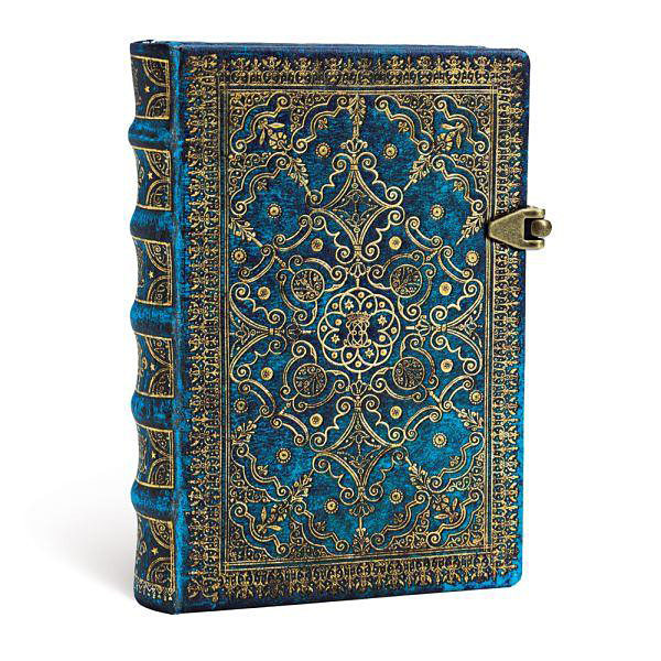Caderno + Estojo Azure 5