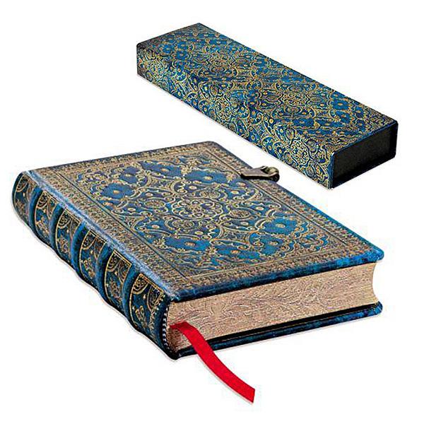 Caderno + Estojo Azure 1