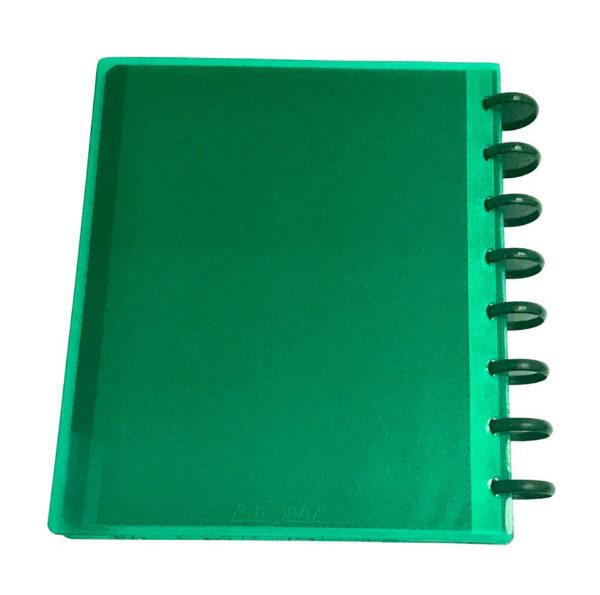 Atoma Gloss Unique - Glitter Verde 2